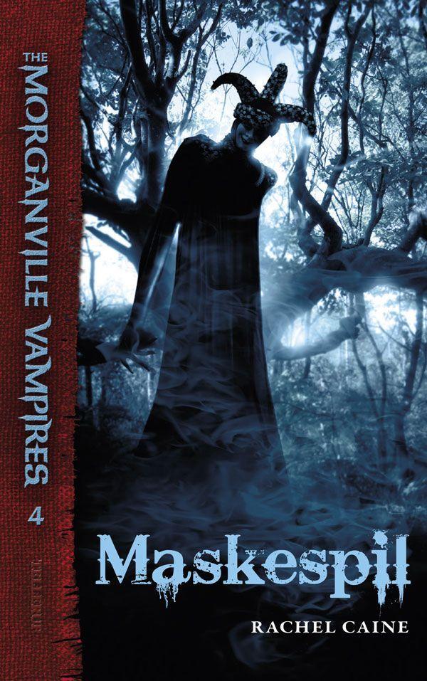 Image of   The Morganville Vampires #4: Maskespil - E-lydbog