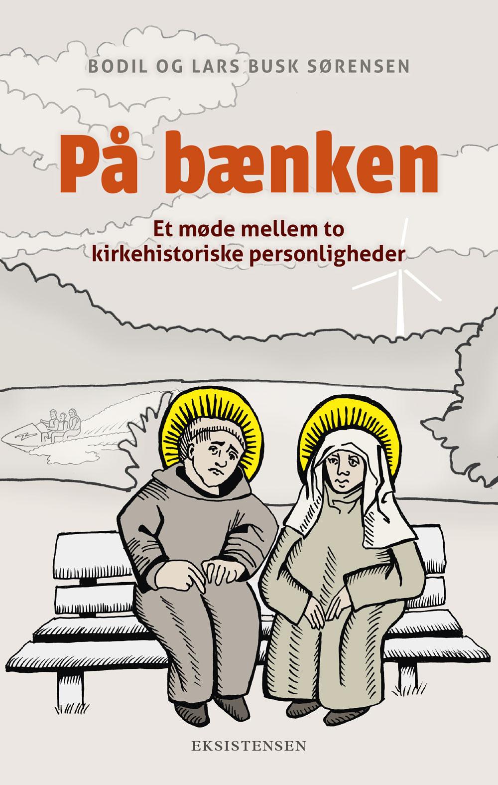 På bænken - E-bog