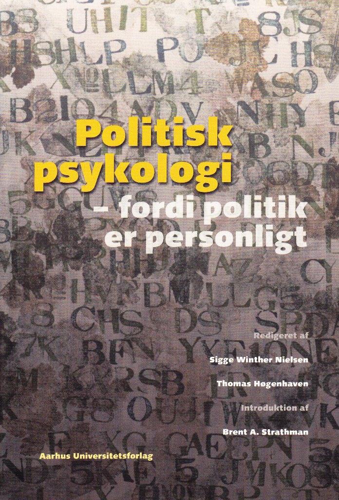 Politisk psykologi - e-bog fra N/A på bog & mystik