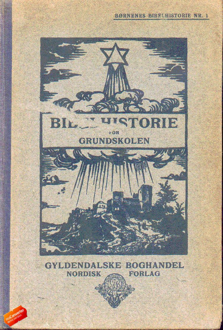 Børnenes bibelhistorie - e-bog fra N/A fra bog & mystik