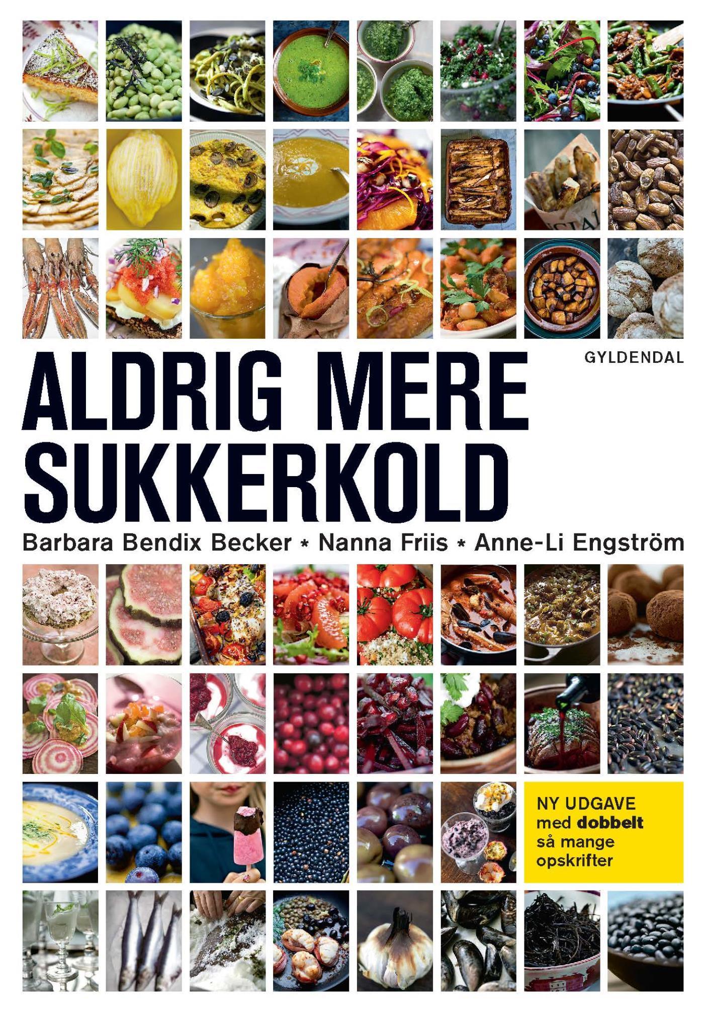 Image of   Aldrig mere sukkerkold - E-bog