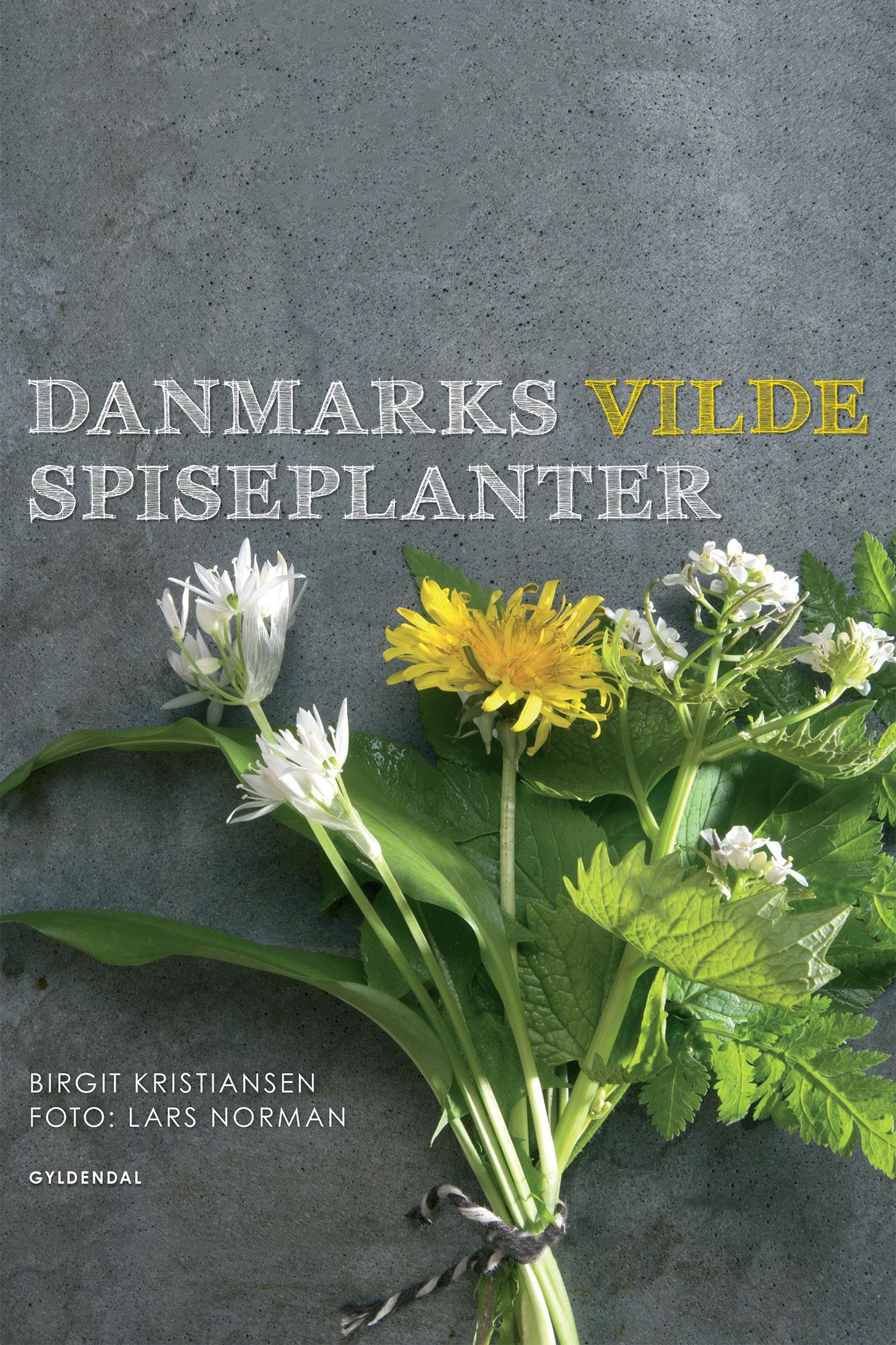 N/A – Danmarks vilde spiseplanter - e-bog på bog & mystik
