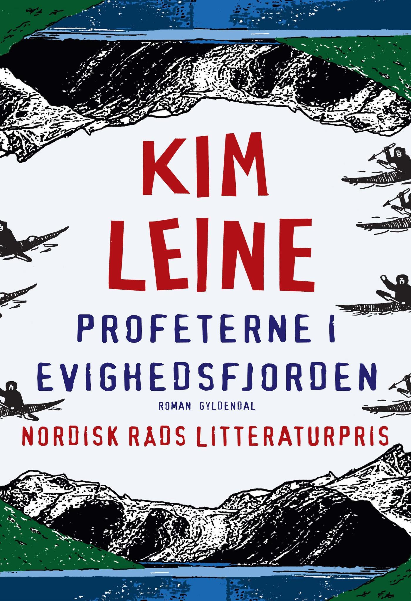 Profeterne i evighedsfjorden - e-bog fra N/A på bog & mystik