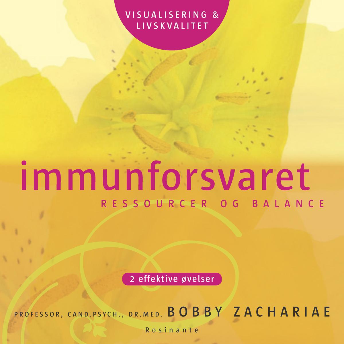 Image of   Immunforsvaret, ressourcer og balance - E-lydbog