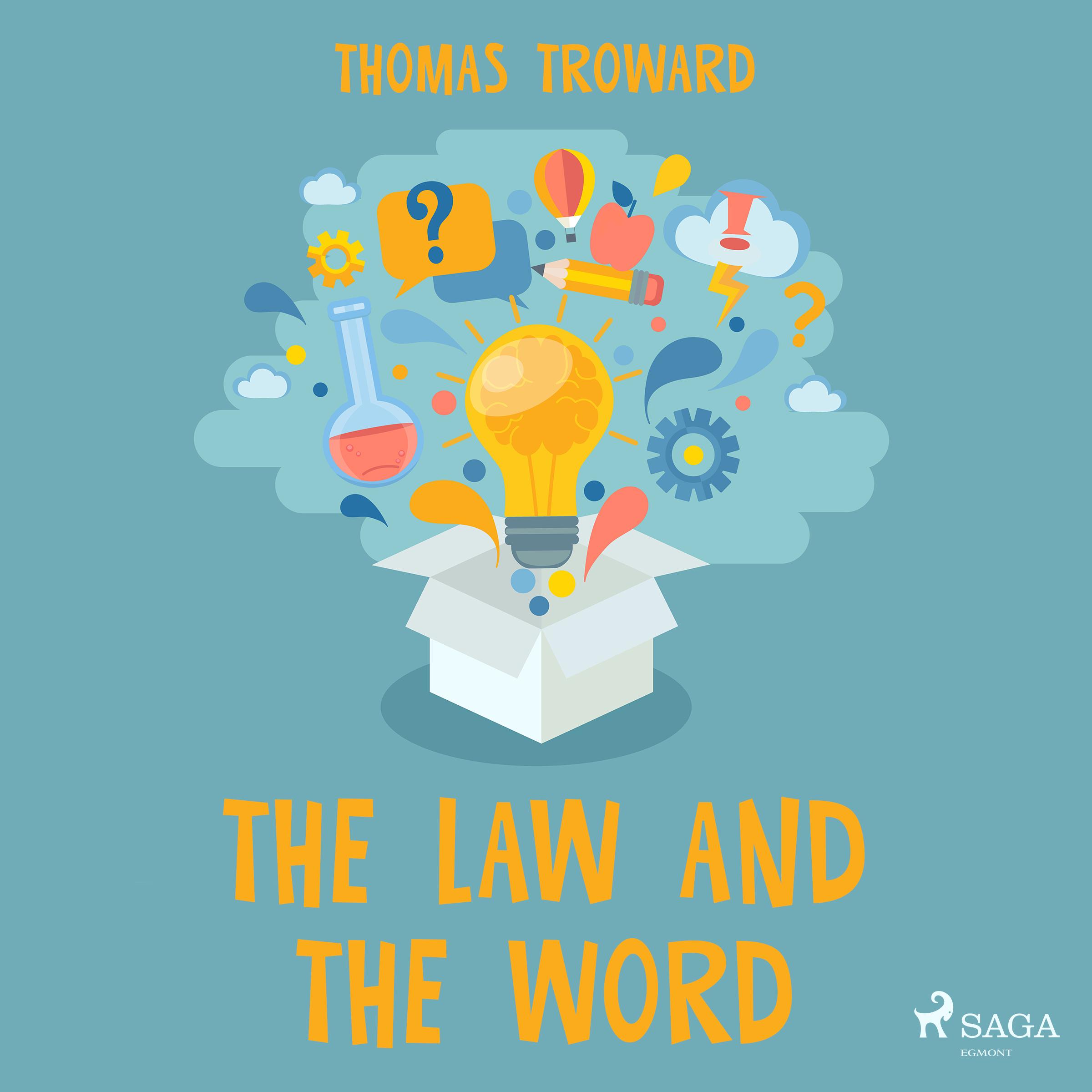 N/A – The law and the word - e-lydbog på bog & mystik