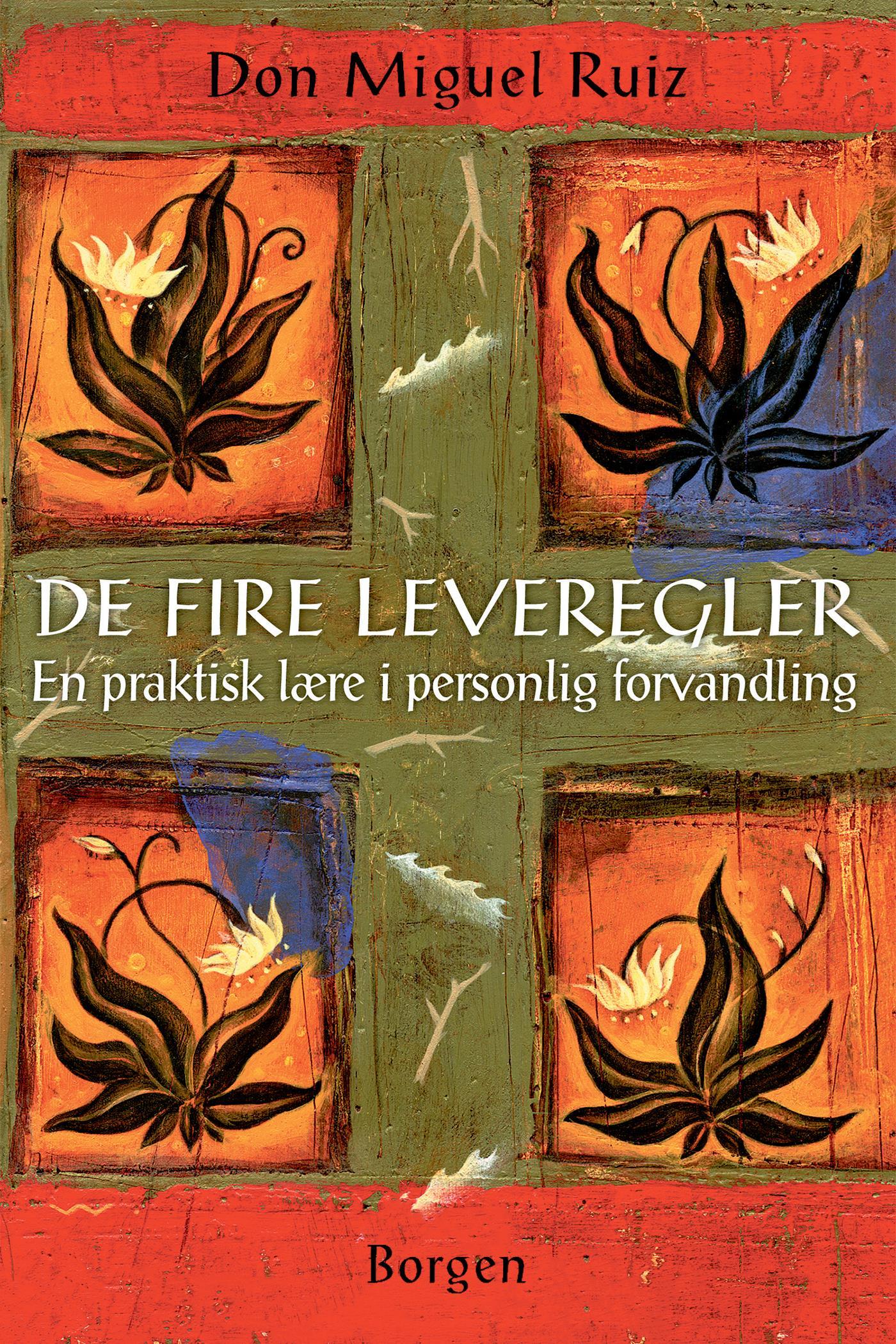 Image of   De fire leveregler - E-bog