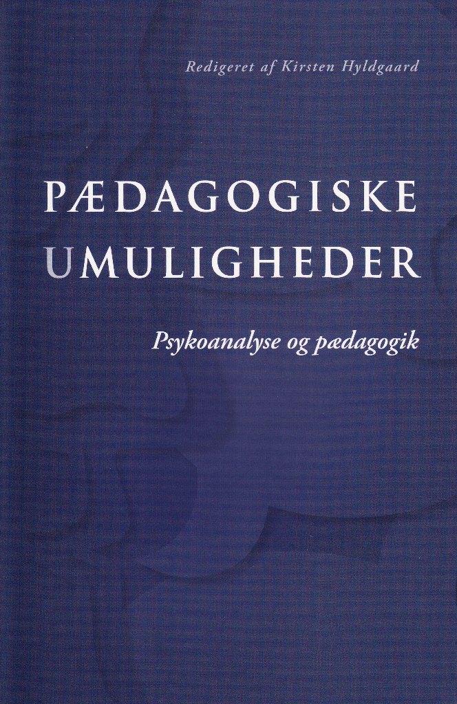 N/A – Pædagogiske umuligheder - e-bog på bog & mystik