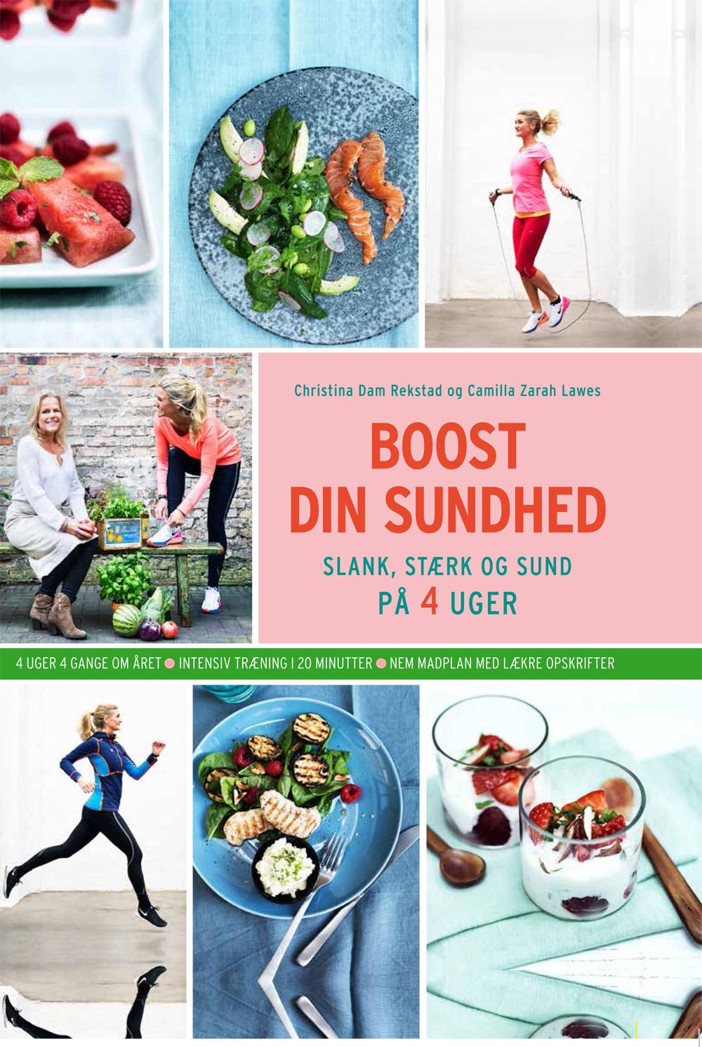 N/A – Boost din sundhed - e-bog fra bog & mystik