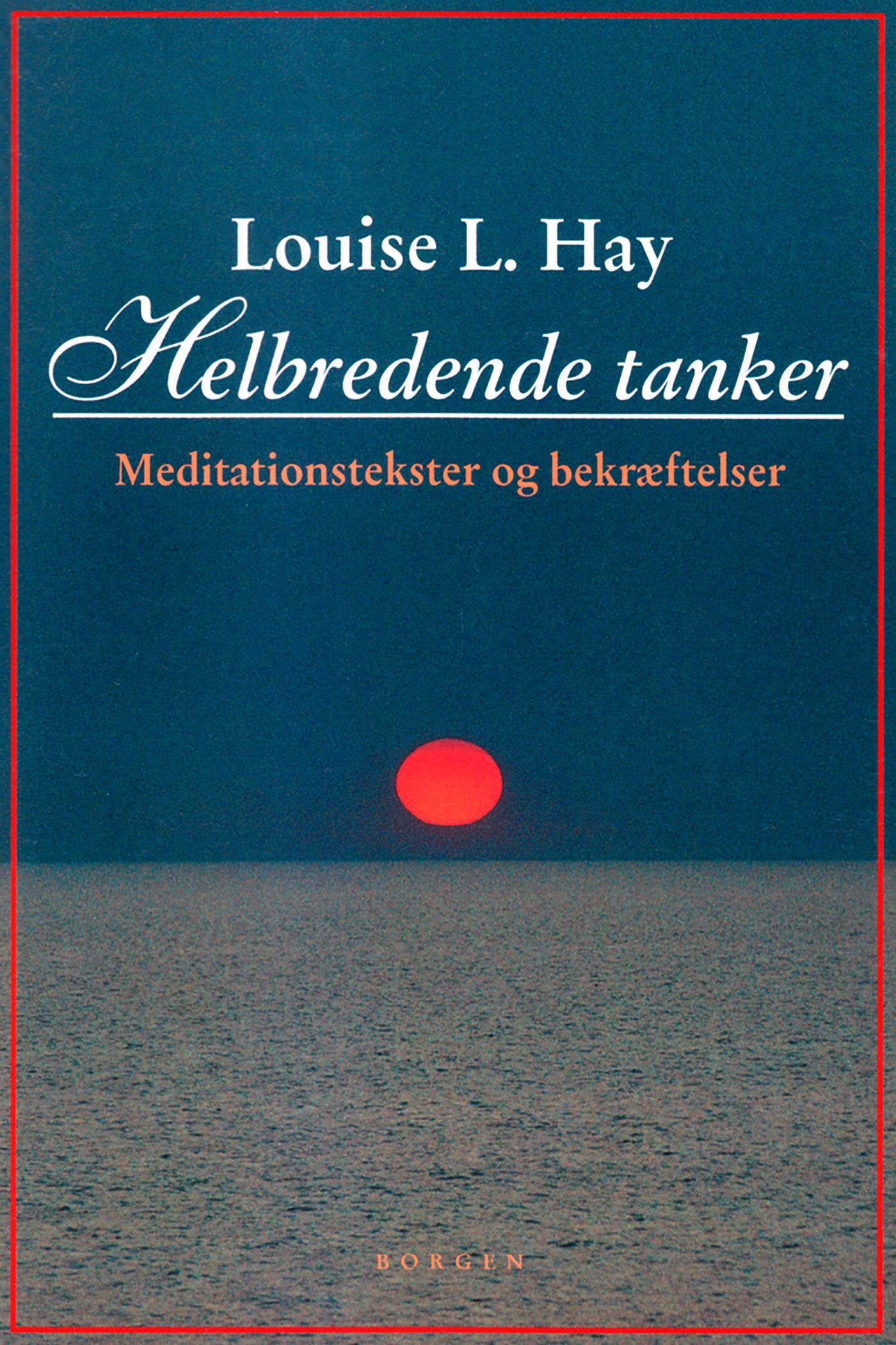 N/A Helbredende tanker - e-bog på bog & mystik