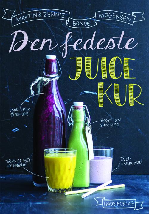 N/A – Den fedeste juicekur - e-bog på bog & mystik