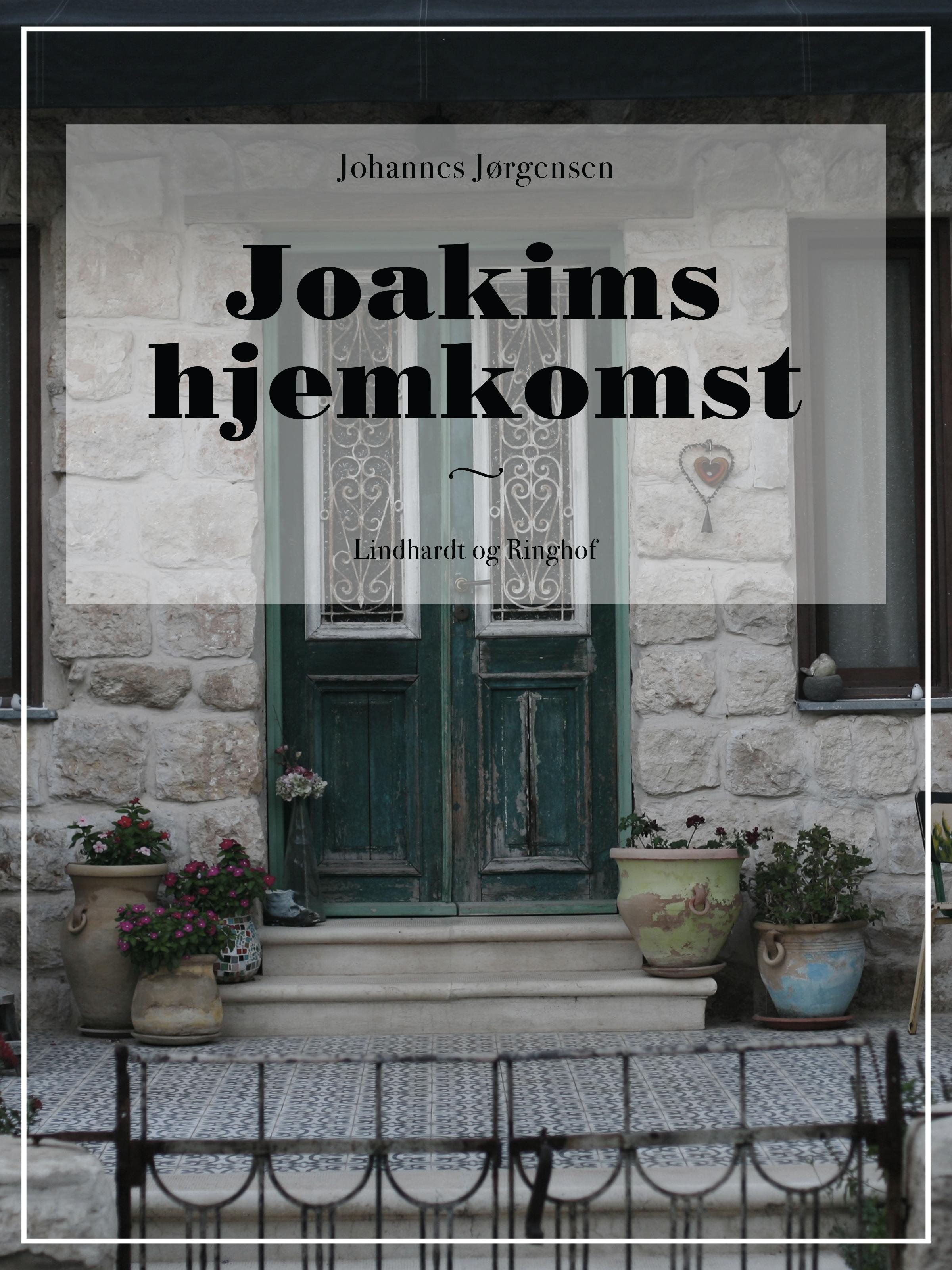 Image of   Joakims hjemkomst - E-bog