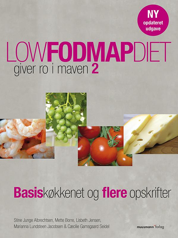 N/A – Low fodmap diet - giver ro i maven 2 - e-bog fra bog & mystik
