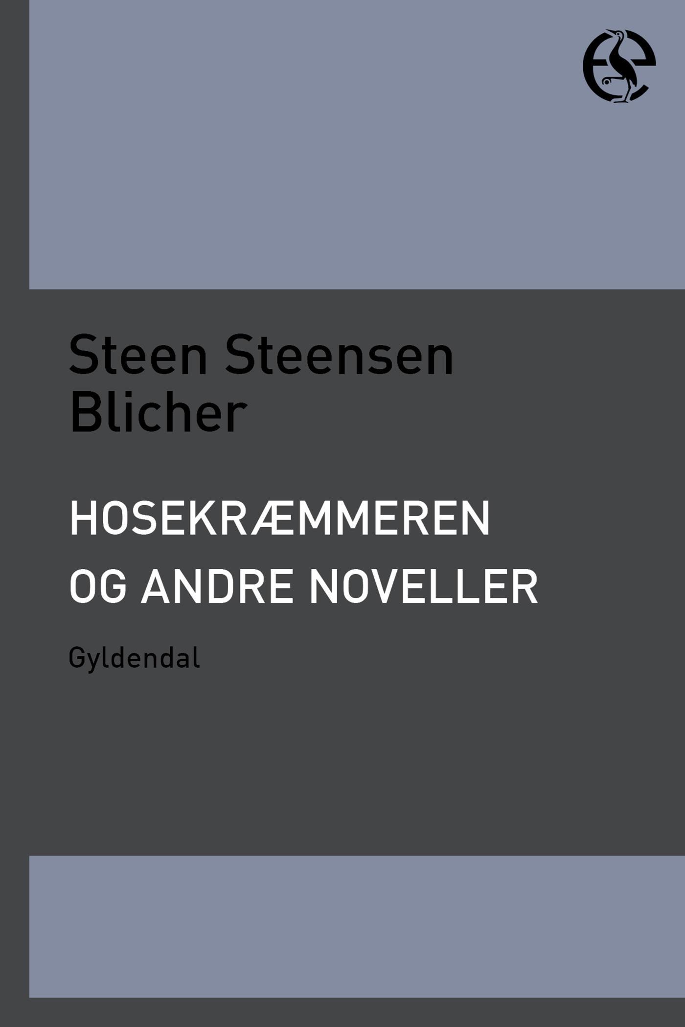 Hosekræmmeren og andre noveller - e-bog fra N/A på bog & mystik