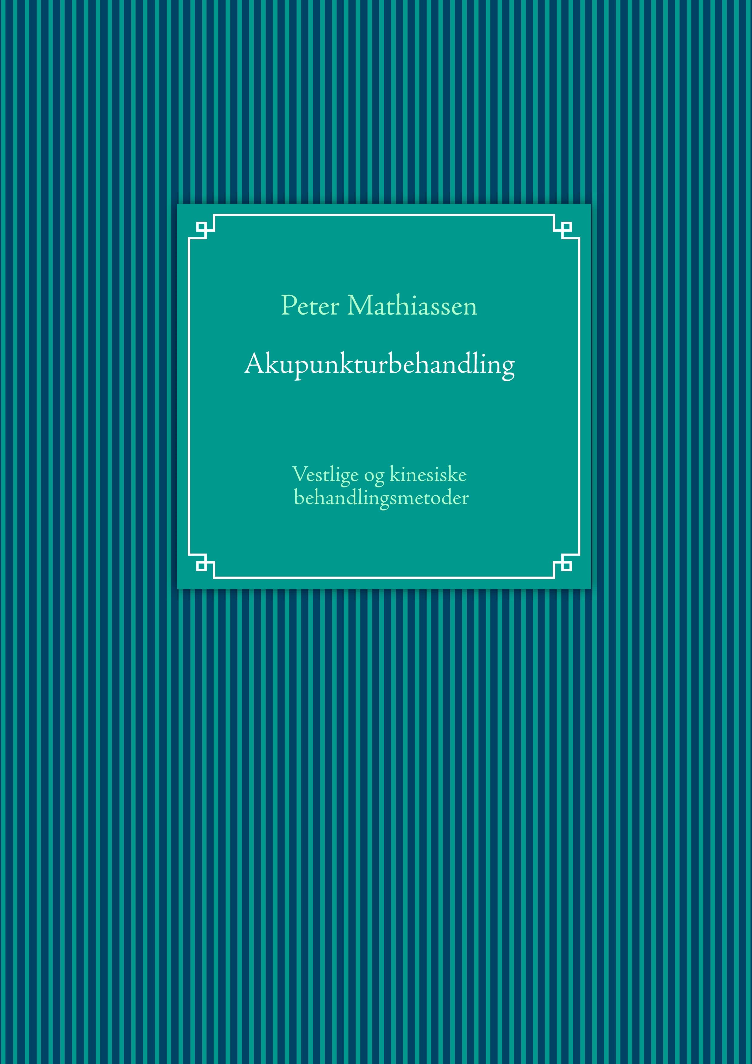 Image of   Akupunkturbehandling - E-bog