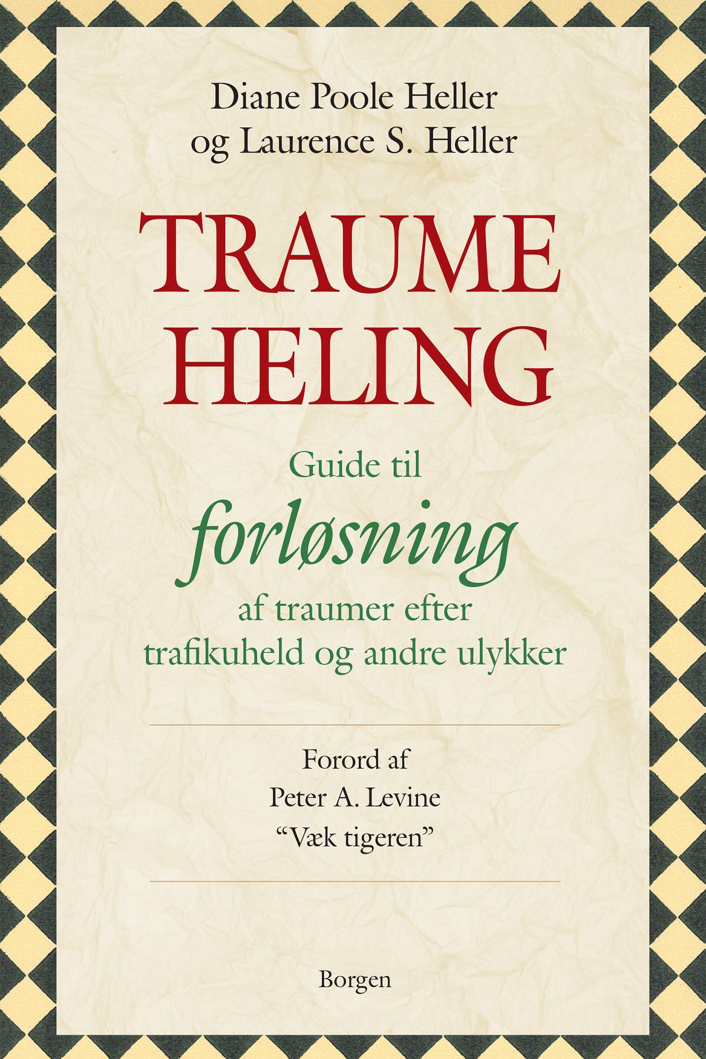 N/A – Traumeheling - e-bog på bog & mystik