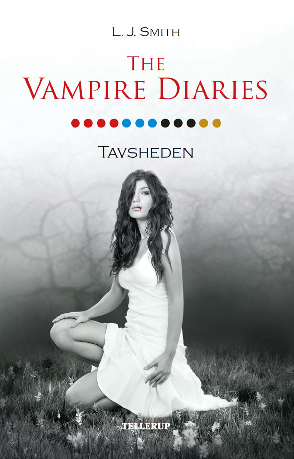 N/A The vampire diaries #12: tavsheden - e-bog på bog & mystik