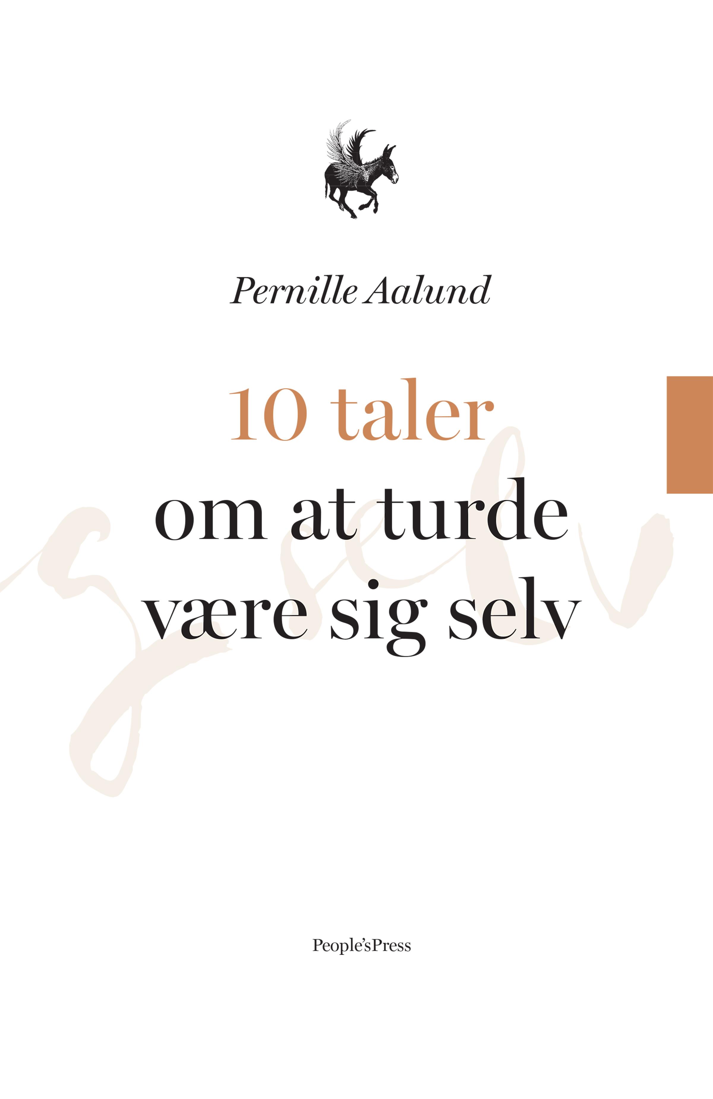 Image of   10 taler om at turde være sig selv - E-bog