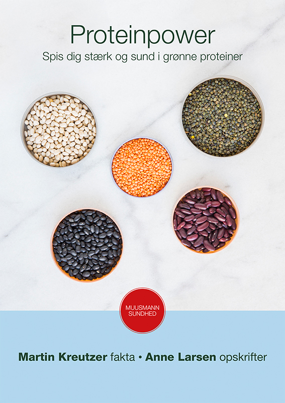 N/A – Proteinpower - e-bog på bog & mystik