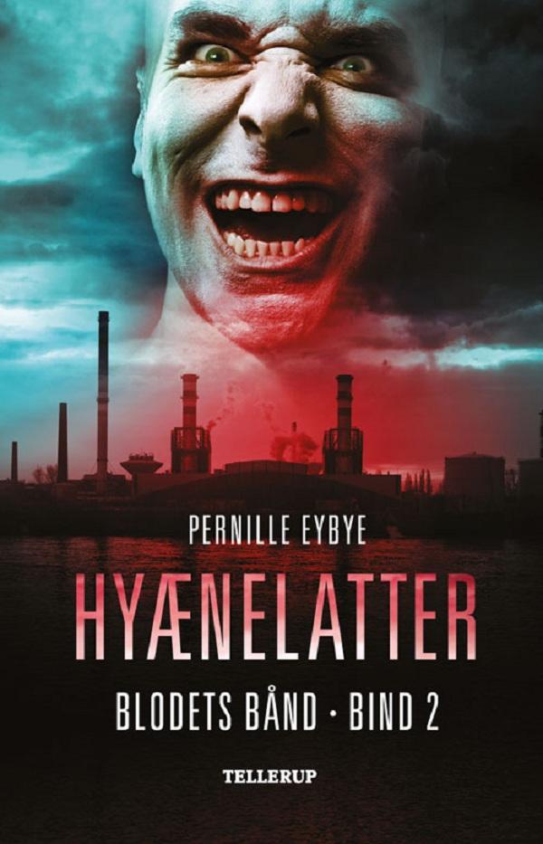 Image of   Blodets bånd #2: Hyænelatter - E-lydbog