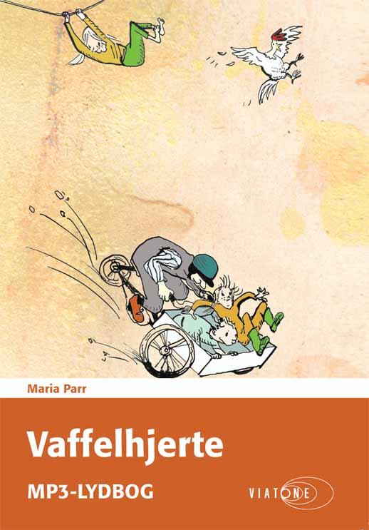 Vaffelhjerte - e-lydbog fra N/A på bog & mystik