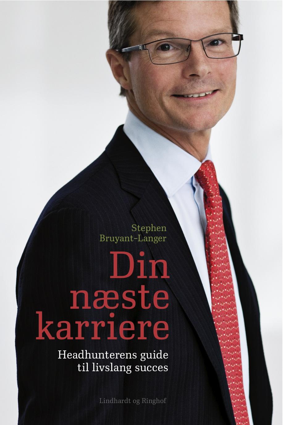 Image of   Din næste karriere - Headhunterens guide til livslang succes - E-bog
