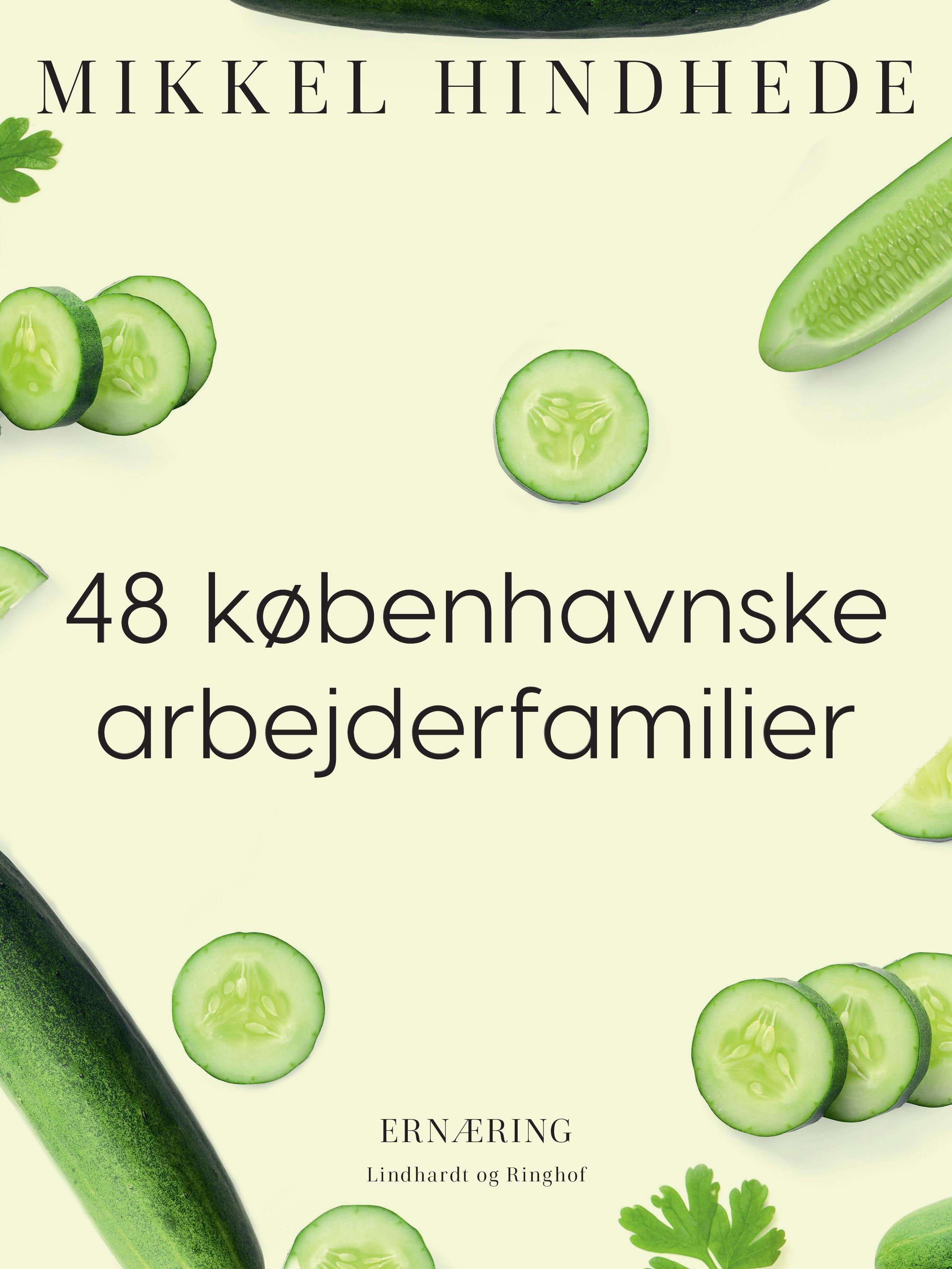 Image of   48 københavnske arbejderfamilier - E-bog