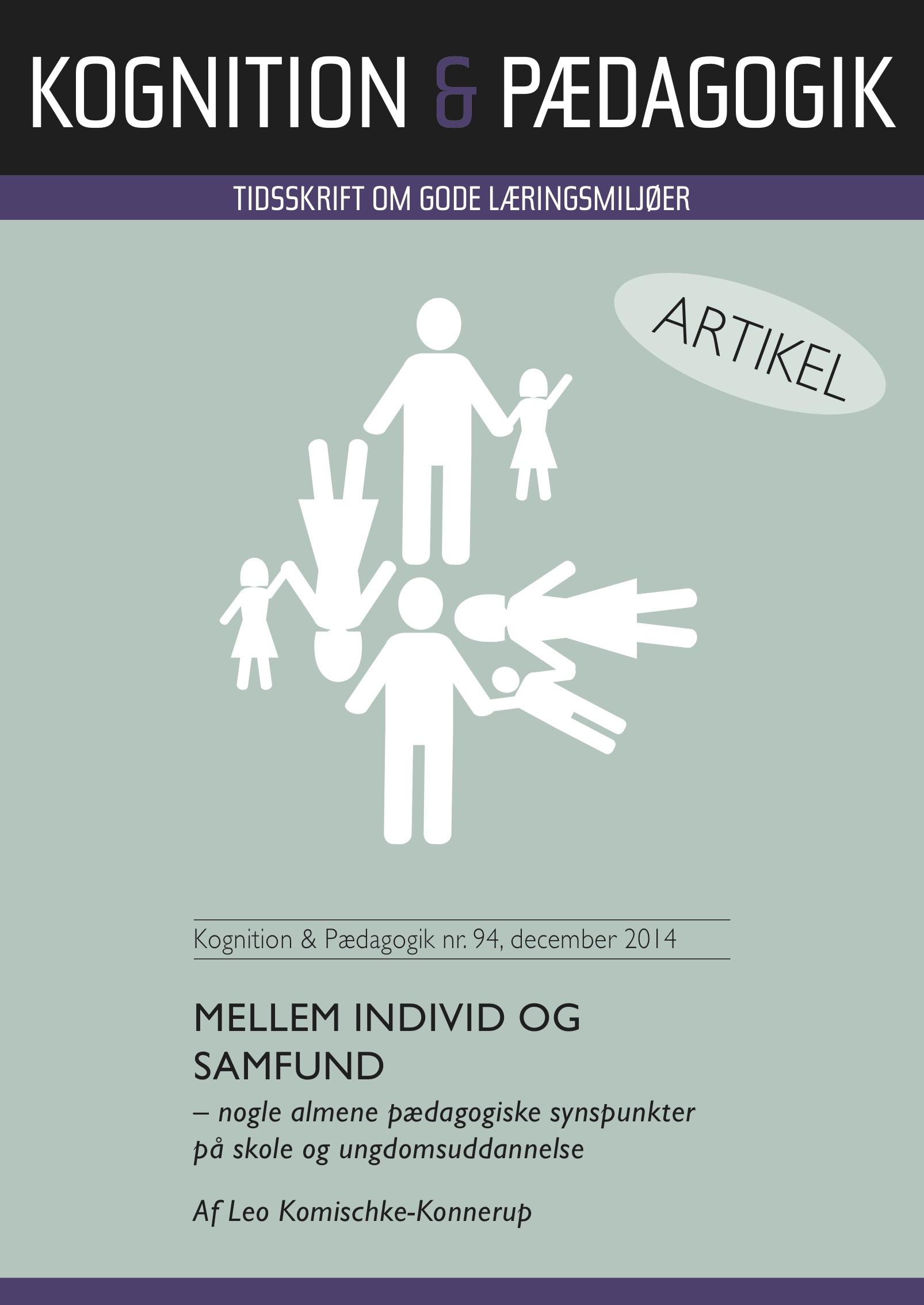 N/A Mellem individ og samfund - e-bog på bog & mystik