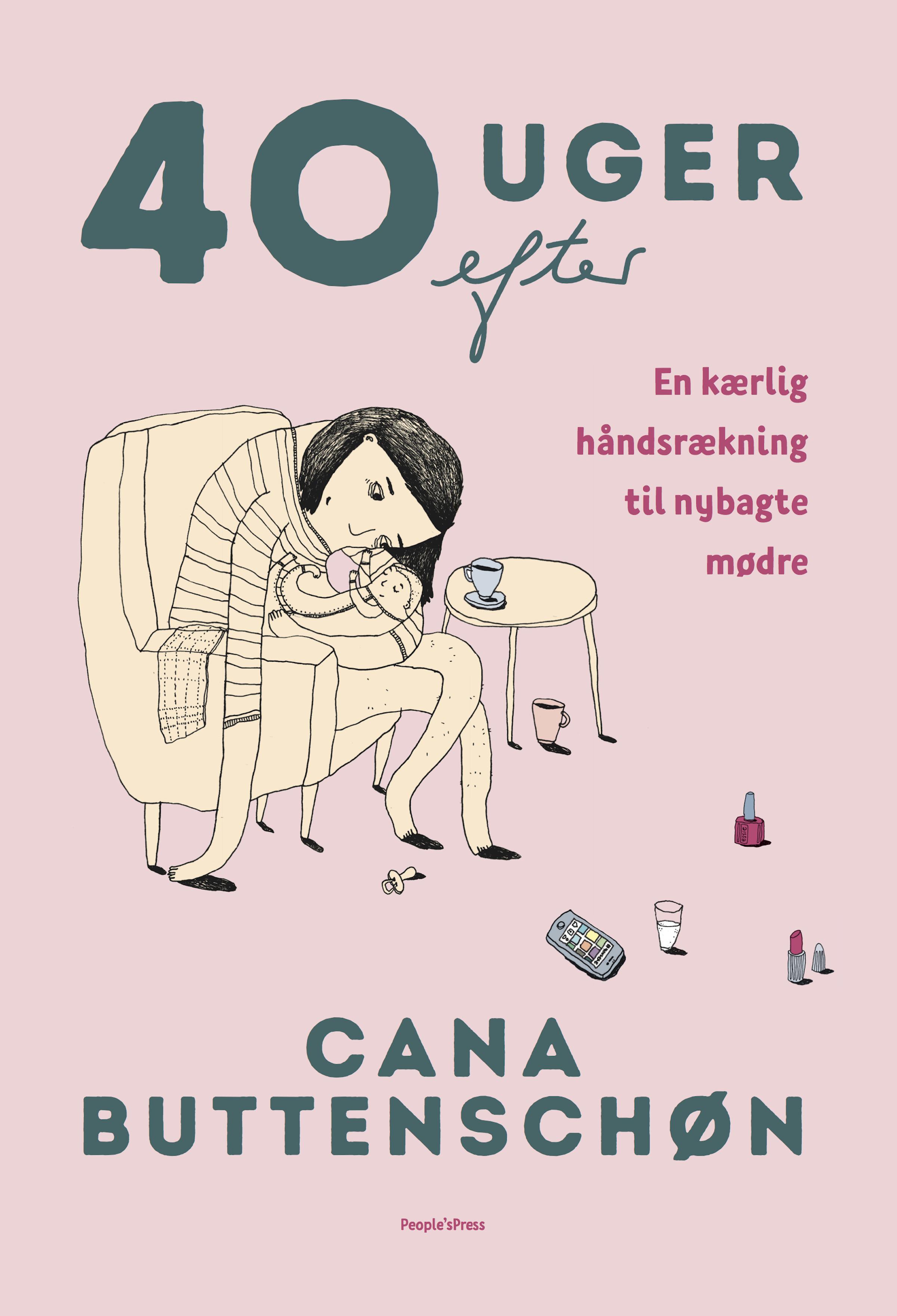Image of   40 uger efter - E-bog