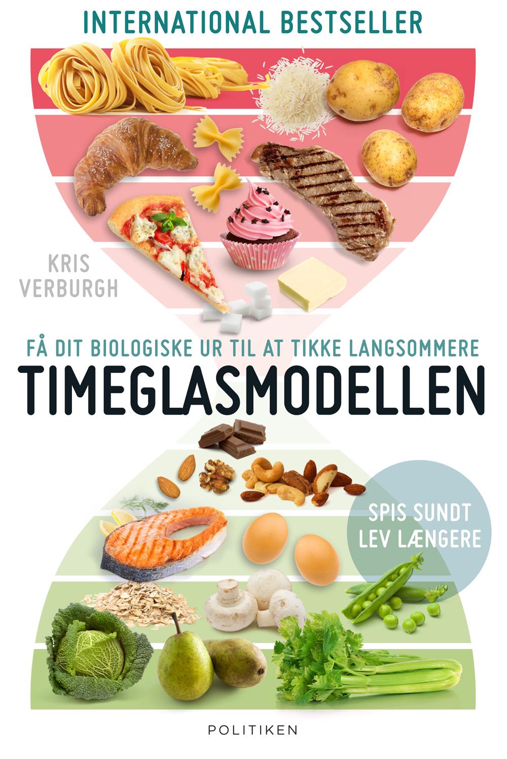 N/A – Timeglasmodellen - e-bog på bog & mystik
