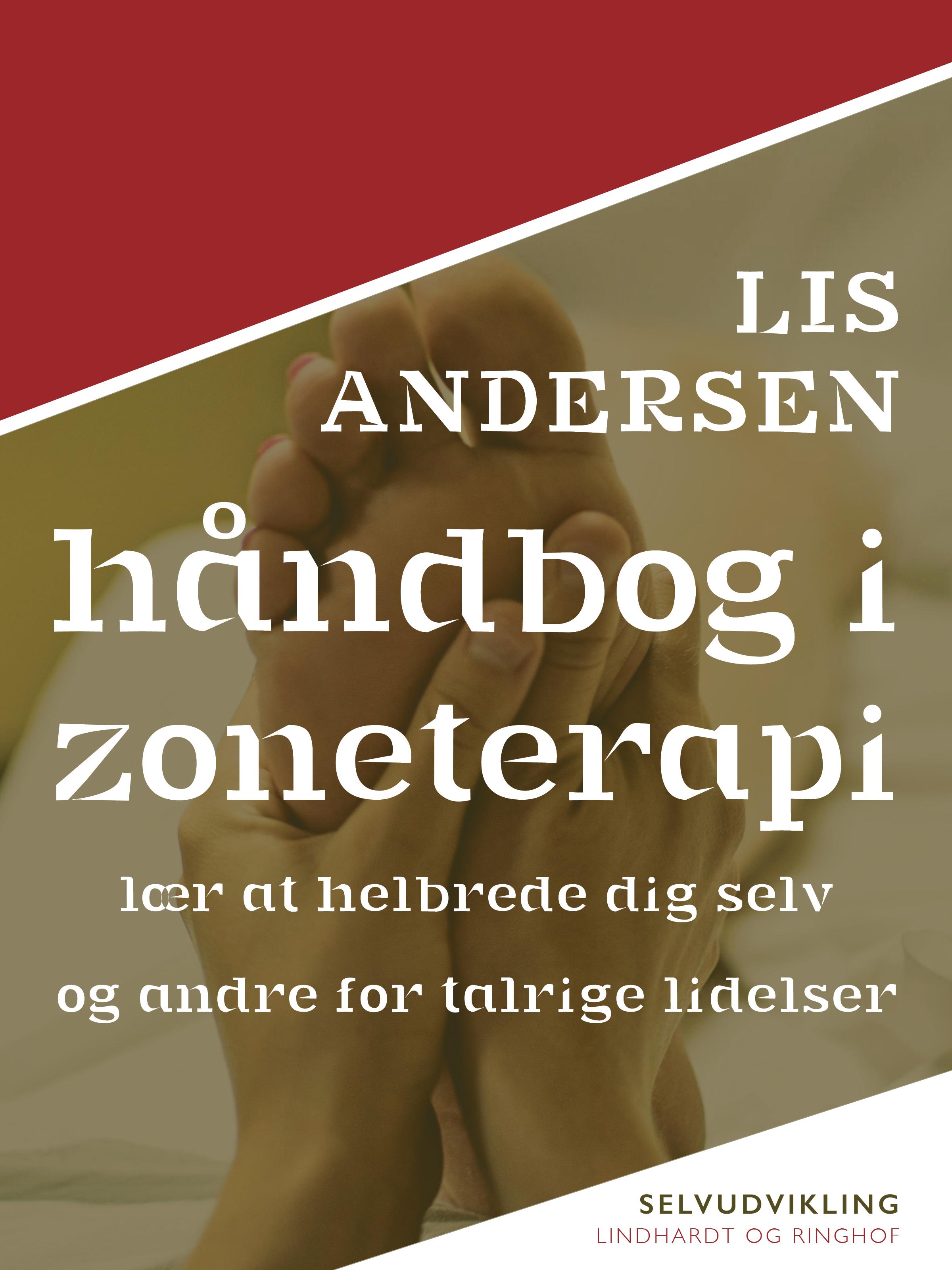 Håndbog i zoneterapi - e-bog fra N/A fra bog & mystik