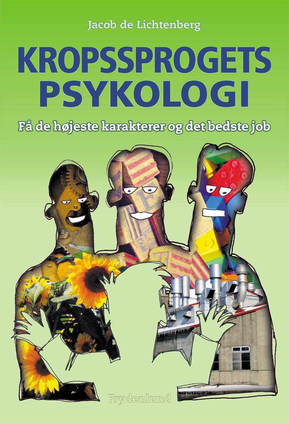 N/A Kropssprogets psykologi - e-bog fra bog & mystik