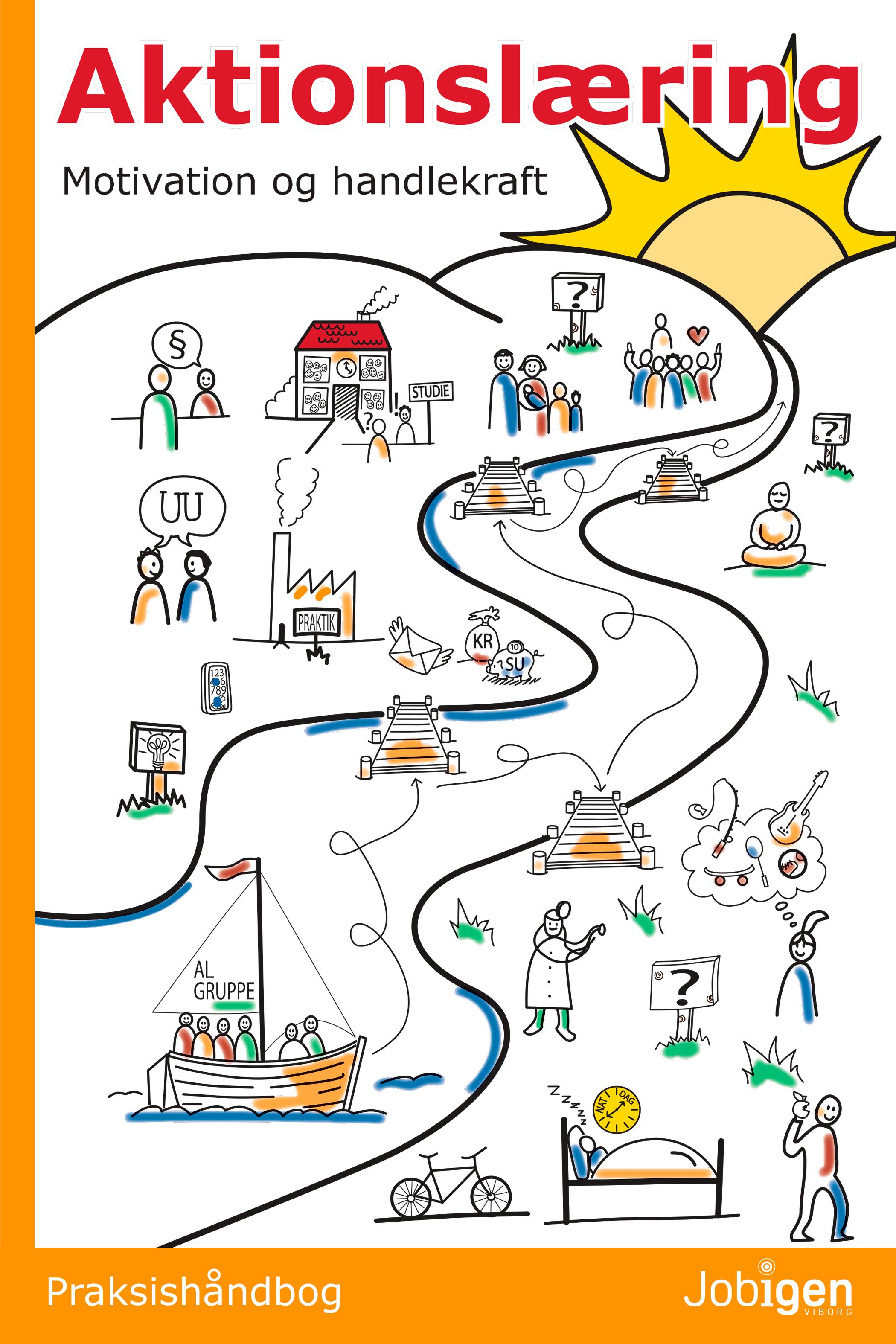 Image of   Aktionslæring - Motivation og handlekraft - E-bog