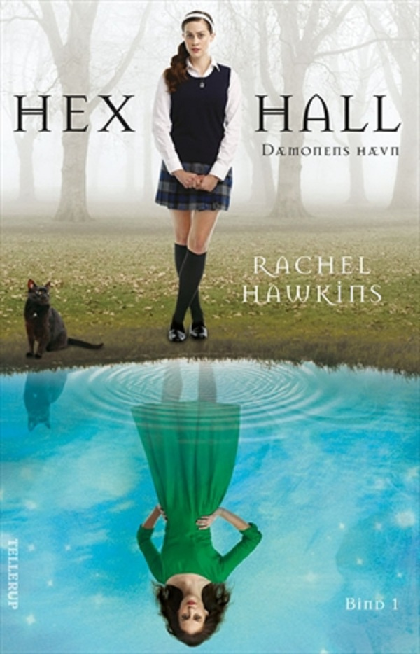 N/A – Hex hall #1: dæmonens hævn - e-lydbog fra bog & mystik
