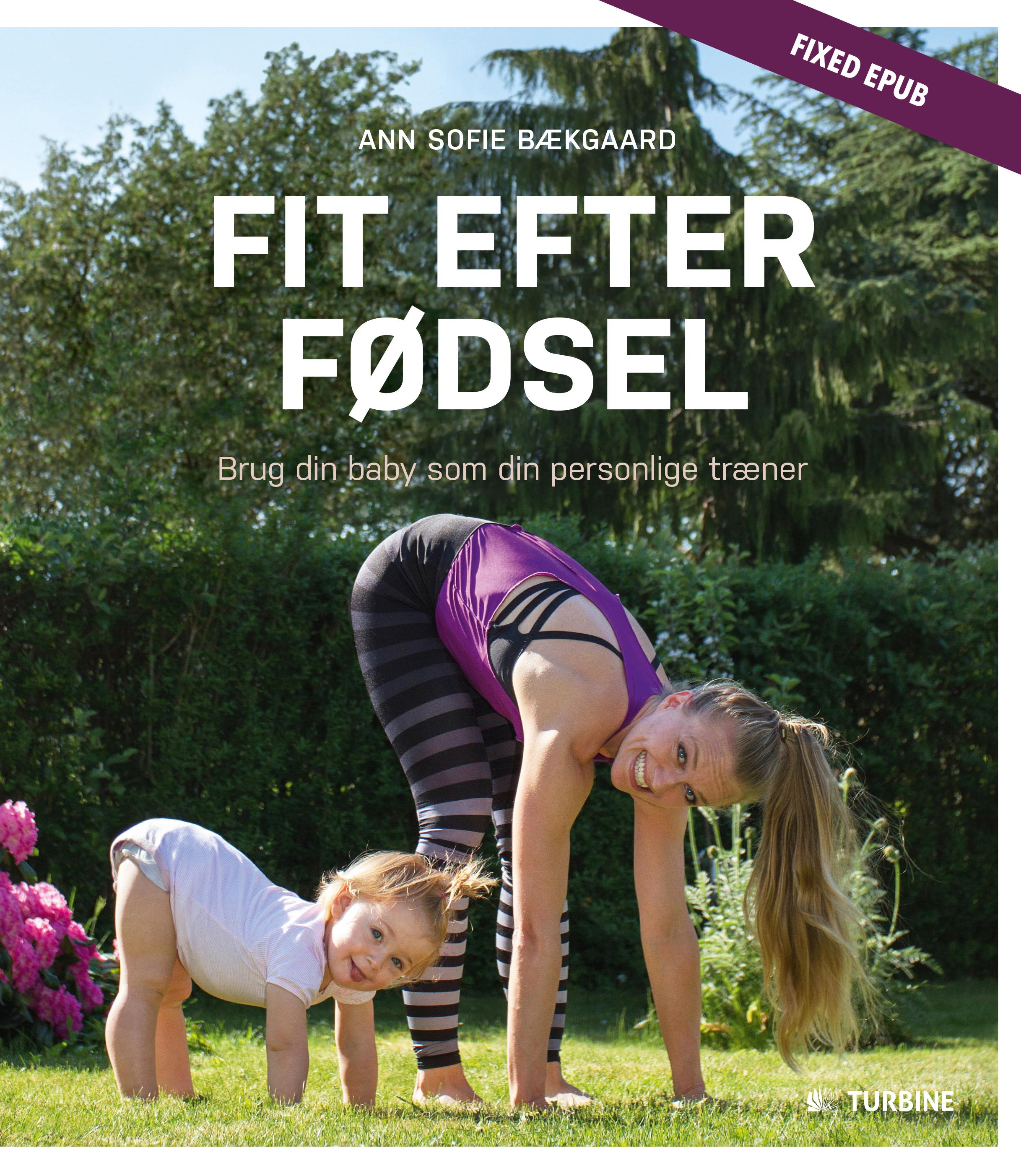 Image of   Fit efter fødsel - E-bog