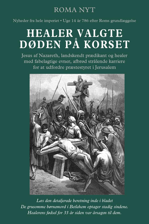 Image of   HEALER VALGTE DØDEN PÅ KORSET - E-bog