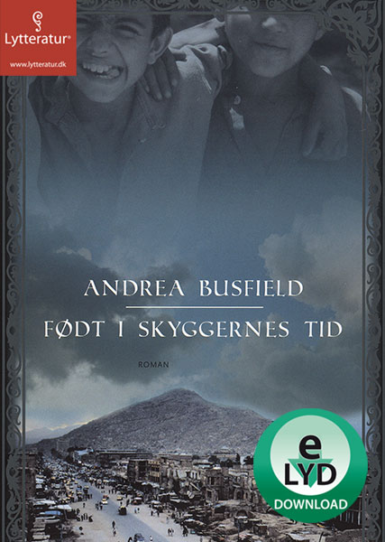 Image of   Født i skyggernes tid - E-lydbog