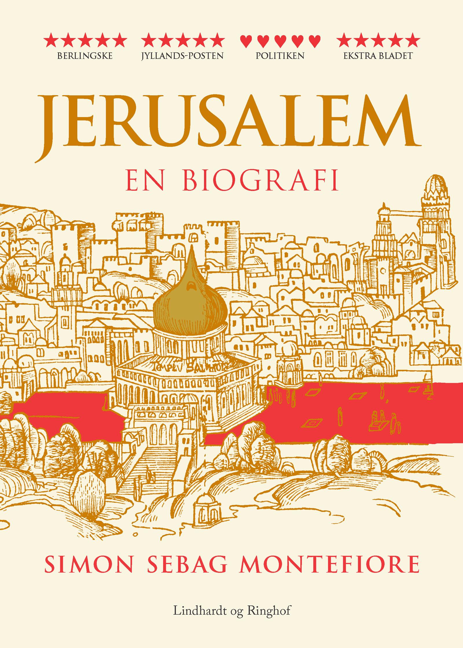 Image of   Jerusalem - en biografi - E-bog