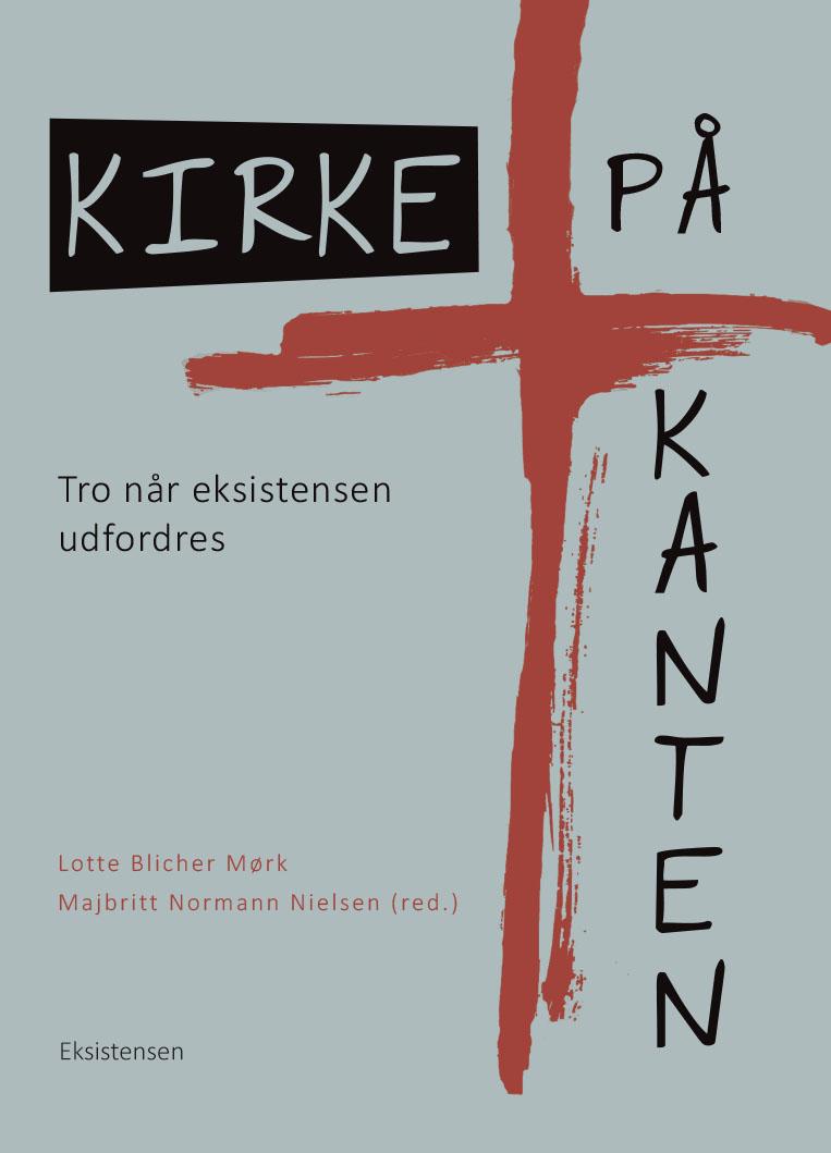 N/A Kirke på kanten - e-bog fra bog & mystik