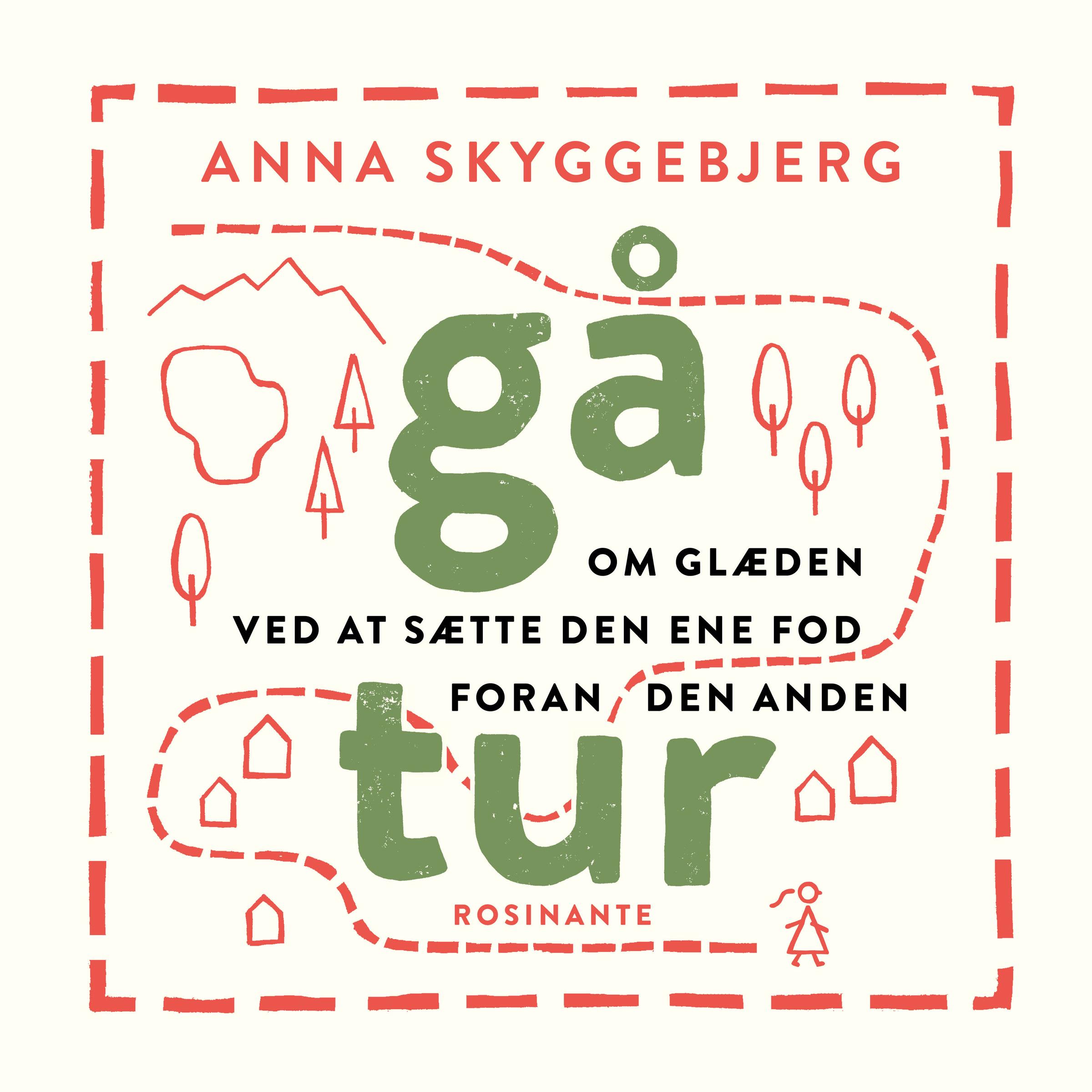 Image of   Gå tur - E-lydbog