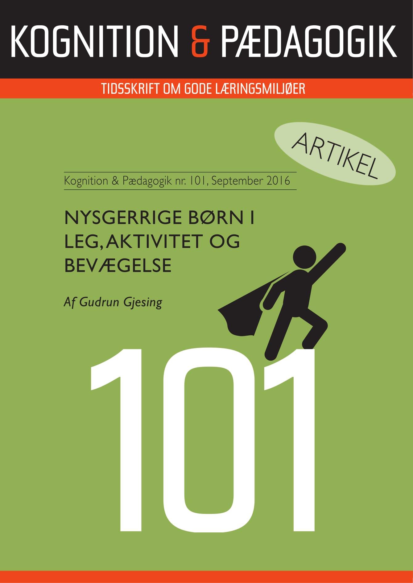 N/A – Nysgerrige børn i leg, aktivitet og bevægelse - e-bog fra bog & mystik