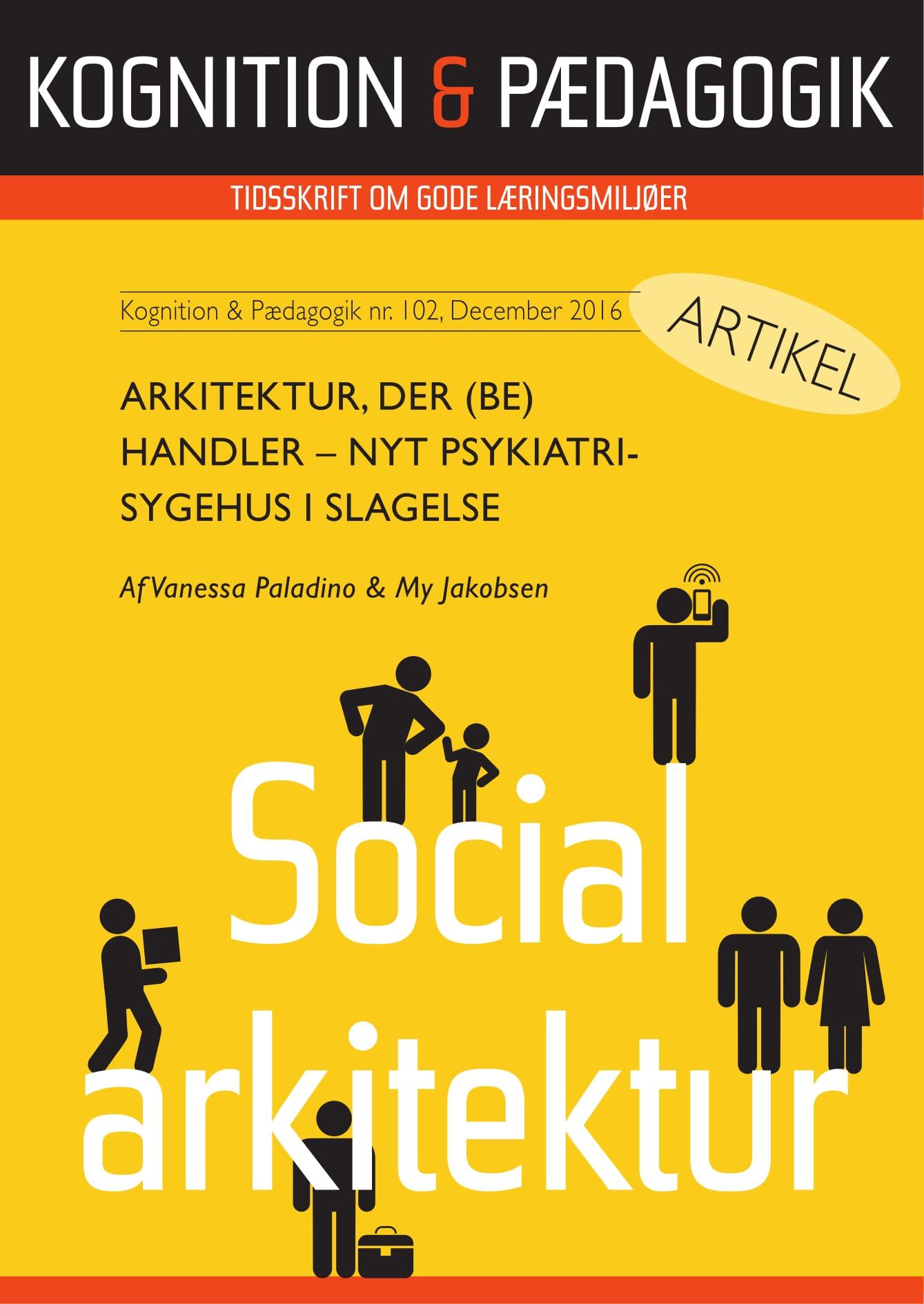 N/A – Arkitektur der (be)handler  - e-bog på bog & mystik