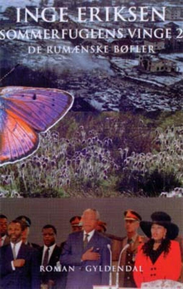 N/A Sommerfuglens vinge 2. de rumænske bøfler - e-lydbog på bog & mystik