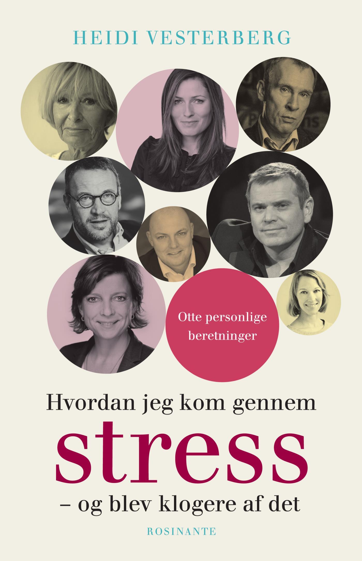 Hvordan jeg kom gennem stress - e-bog fra N/A på bog & mystik
