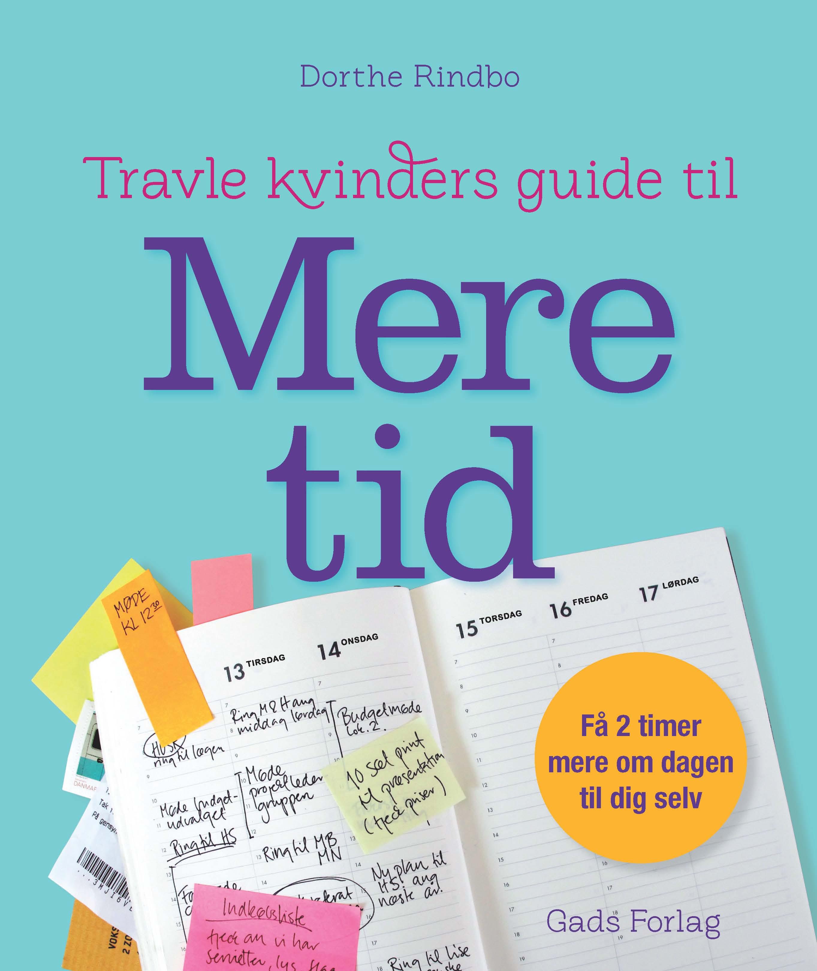 Travle kvinders guide til mere tid - e-bog fra N/A fra bog & mystik