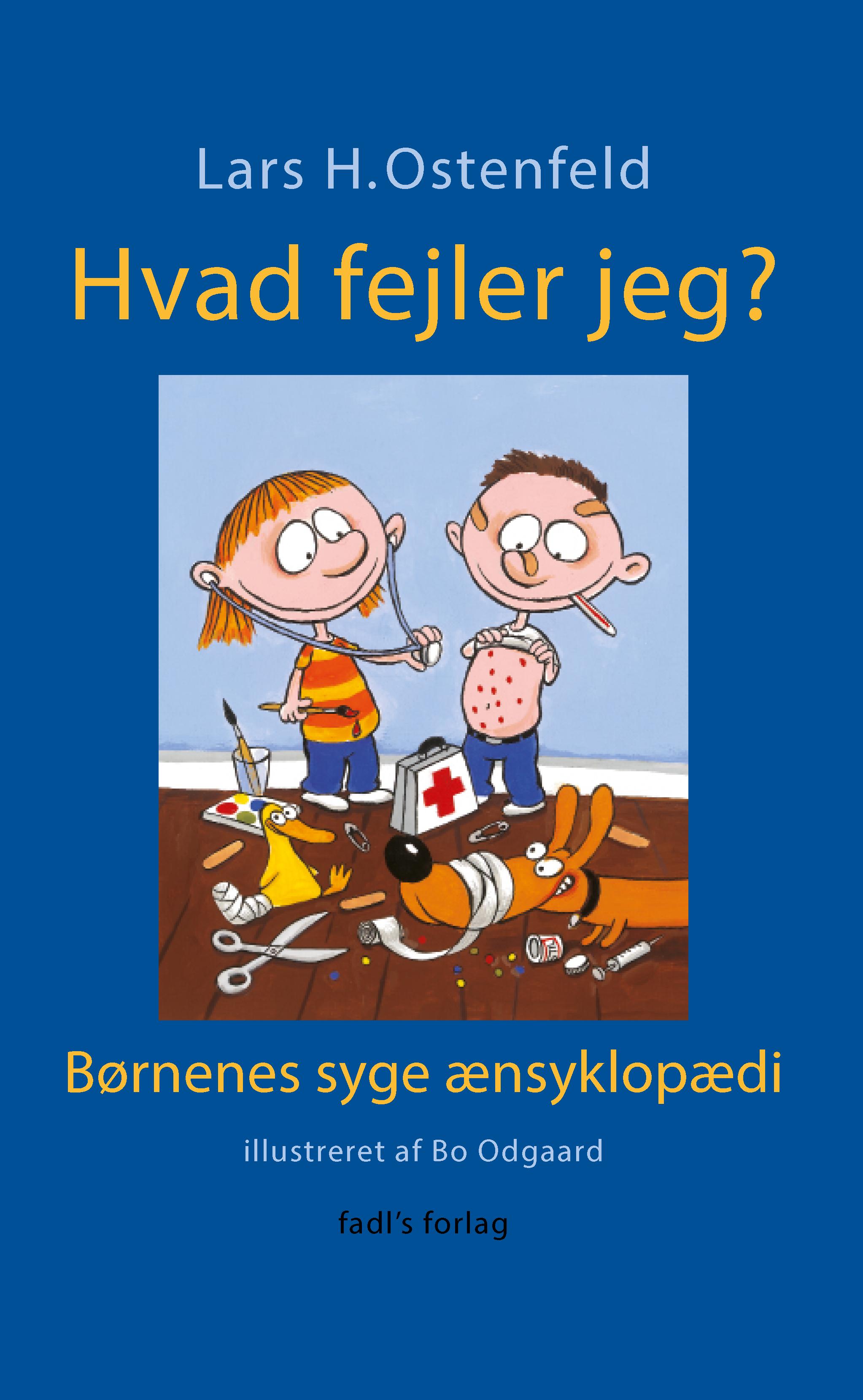 Image of   Hvad fejler jeg - E-bog