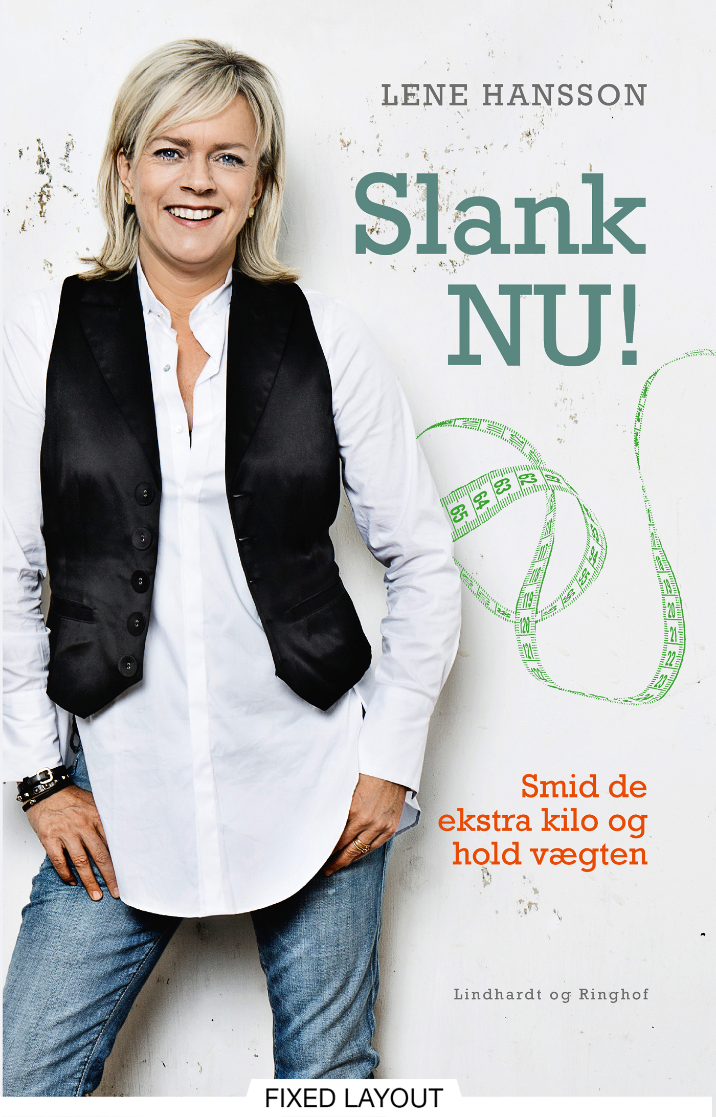 Image of   Slank nu! smid de ekstra kilo og hold vægten - E-bog