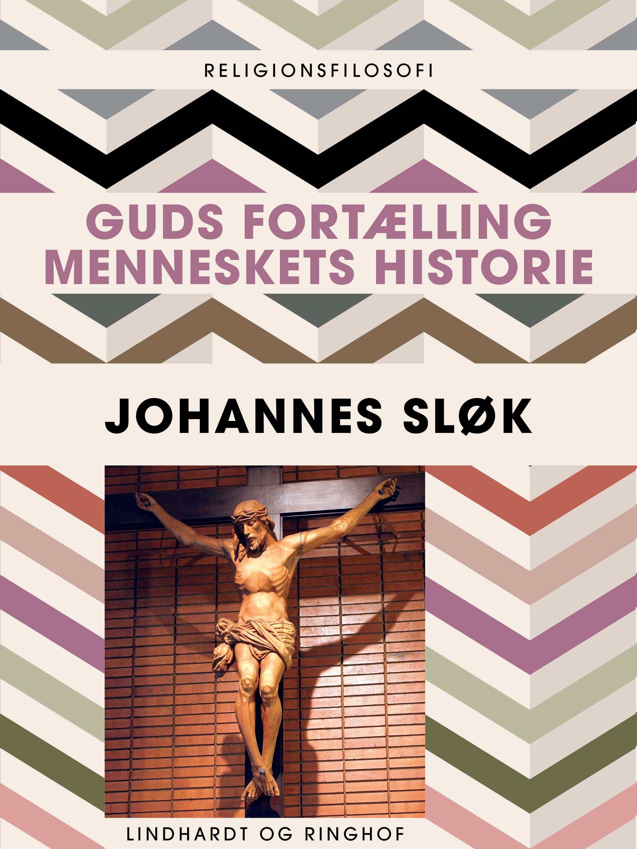 N/A Guds fortælling: menneskets historie - e-bog fra bog & mystik