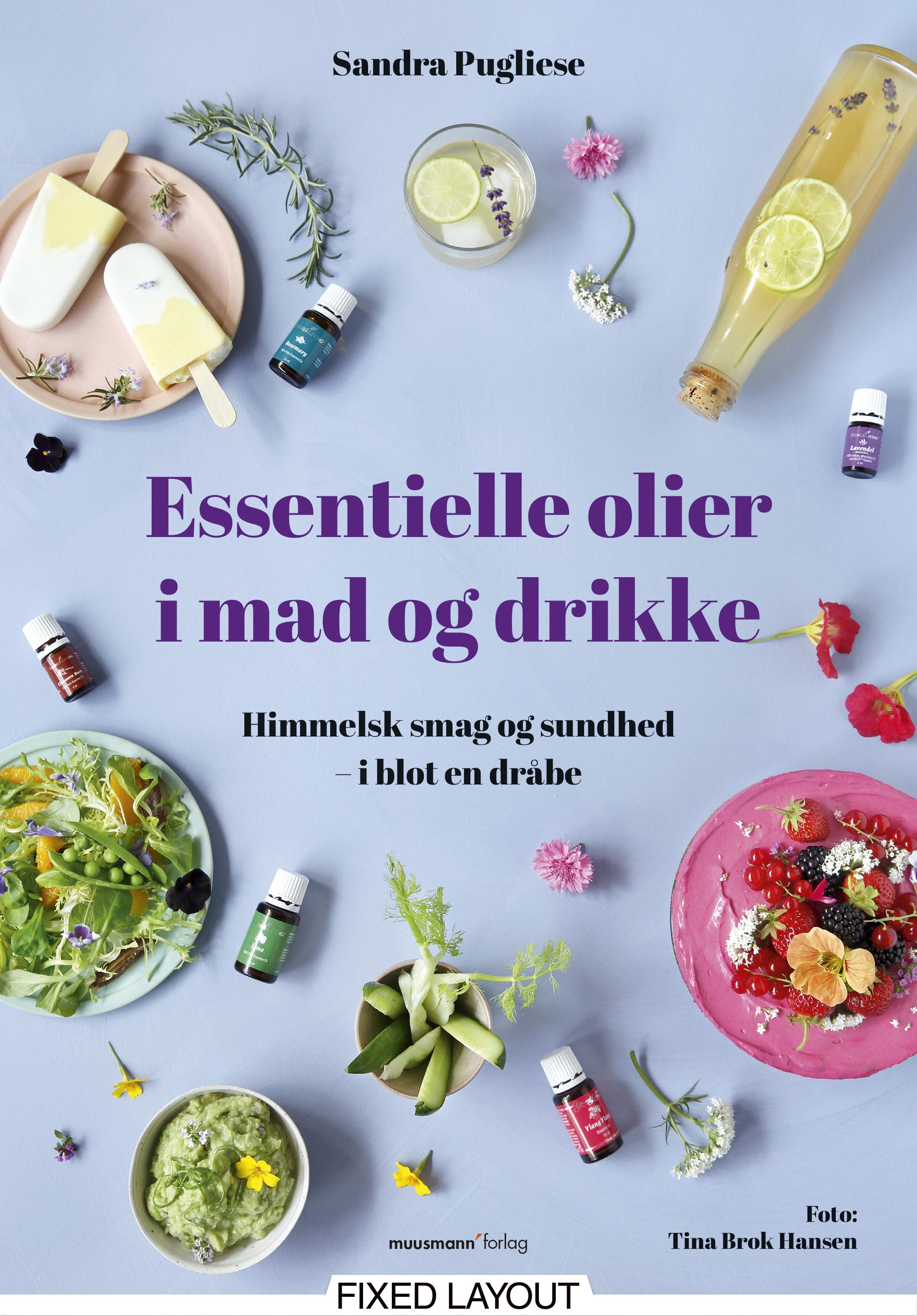 Essentielle olier i mad og drikke - E-bog