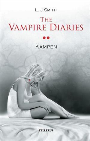 The vampire diaries #2: kampen - e-lydbog fra N/A på bog & mystik
