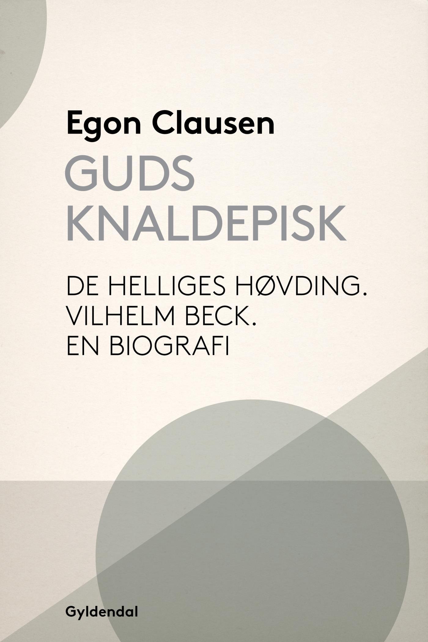 Image of   Guds Knaldepisk - E-bog